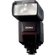 SIGMA EF-610 DG SUPER NA-iTTL Nikon - Blitz