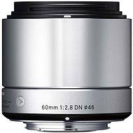 Sigma 60 mm F2.8 DN ART Silber OLYMPUS - Objektiv