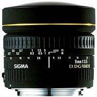 SIGMA 8mm F3,5 EX DG FISHEYE CIRCULAR für Canon - Objektiv