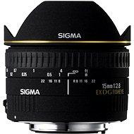 SIGMA 15mm f/2.8 EX DG FISHEYE für Canon - Objektiv