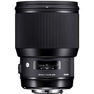 Sigma 85 mm F1.4 DG HSM Art für Canon - Objektiv