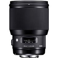 Sigma 85mm F1,4 DG HSM Art für Nikon - Objektiv