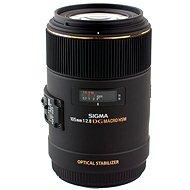 SIGMA 105 Millimeter f/2.8 MAKRO EX DG OS HSM für Nikon - Objektiv