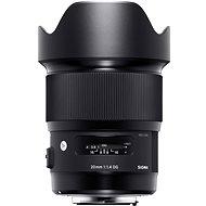 Sigma 20 mm F1,4 DG HSM ART für Canon - Objektiv