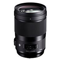 SIGMA 40mm f/1.4 DG HSM ART Nikon - Objektiv
