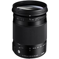 SIGMA 18-300mm F3.5-6.3 DC MACRO OS HSM für Nikon (Serie Contemporary) - Objektiv