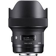 SIGMA 14mm F1.8 DG HSM ART für Nikon - Objektiv