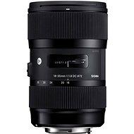 Objektiv Sigma 18-35 mm F1,8 DC HSM für Canon ART - Objektiv