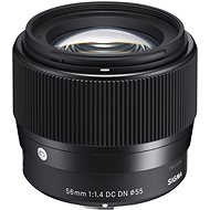 SIGMA 56 mm f/1,4 DC DN für Olympus / Panasonic (Serie Contmporary) - Objektiv