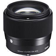 SIGMA 56mm f/1.4 DC DN Sony E (Contmporary) - Objektiv