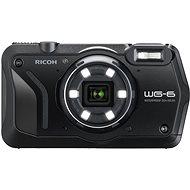 RICOH WG-6 Schwarz - Digitalkamera