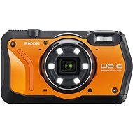 RICOH WG-6 Orange - Digitalkamera