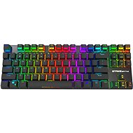 OZONE STRIKE BATTLE SPECTRA US-Layout - Gaming-Tastatur