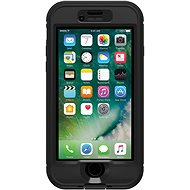 Handyhülle Lifeproof Nuud pro iPhone 7 - Black - Handyhülle