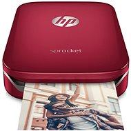 HP Sprocket Photo Printer rot - Quittungsdrucker