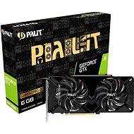 Palit GeForce GTX 1660 SUPER GP OC - Grafikkarte