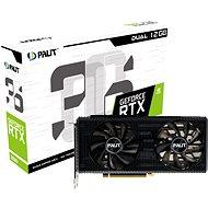 Palit GeForce RTX 3060 Dual 12G - Grafikkarte