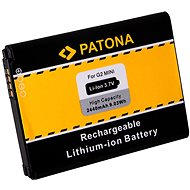 PATONA Handy-Akku für LG G2 Mini D620 2440 mAh 3,7 V Li-Ion BL-59UH - Handy-Akku