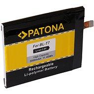 PATONA Handy-Akku für LG D800 3000mAh 3,8V Li-Pol BL-T7 - Handy-Akku
