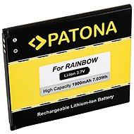 PATONA für Mobistel BTY26180 1900mAh 3.7V Li-Ion - Ersatzbatterie