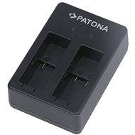 PATONA für GoPro Hero 5, 6, 7, 8 AABAT-001 - Akku-Ladegerät