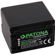 PATONA für Panasonic VW-VBT380 4040mAh Li-Ion Premium - Videokamera-Akku