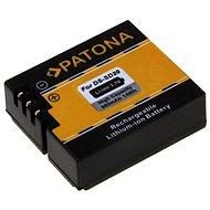 PATONA für Rollei DS-SD20 900mAh Li-Ion - Videokamera-Akku