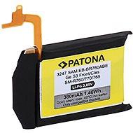 PATONA Batterie für Samsung Gear S3 - 380 mAh - Smartwatch-Batterie