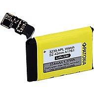 PATONA Batterie für Apple Watch 2 334 mAh A1761 42 mm - Smartwatch-Batterie