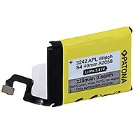 PATONA Batterie für Apple Watch 4 225 mAh A2058 40 mm - Smartwatch-Batterie