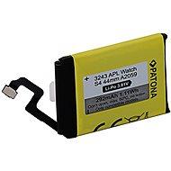 PATONA Batterie für Apple Watch 4 292 mAh A2059 44 mm - Smartwatch-Batterie