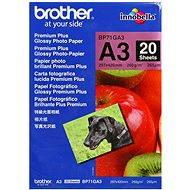 Brother BP71GA3 Premium Glossy - Fotopapier