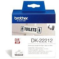 Brother DK-22212 - Papieretiketten