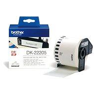 Brother DK 22205 - Papieretiketten
