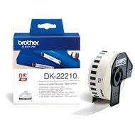 Brother DK 22210 - Papieretiketten