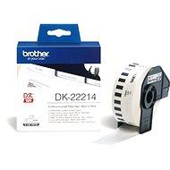 Brother DK 22214 - Papieretiketten