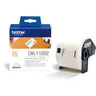Brother DK 11202 - Papieretiketten