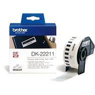 Brother DK 22211 - Papieretiketten
