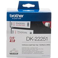 Bruder DK 22251 - Papieretiketten