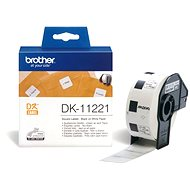 Brother DK 11221 - Papieretiketten