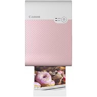 Canon SELPHY Square QX10 pink - Sublimationsdrucker