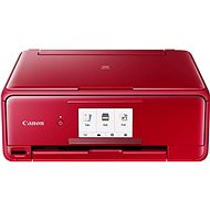 Canon PIXMA TS8152 rot - Tintenstrahldrucker
