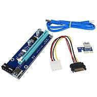 PCie x16 auf PCie x1 (PCie Riser) - Adapter