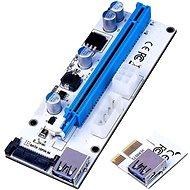 ANPIX verTRIO Adapter PCIe x1 zu PCIe x16 (PCIe riser) - Adapter