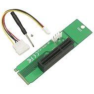 UNIBOS M.2 zu PCIe x1 Riser - Adapter
