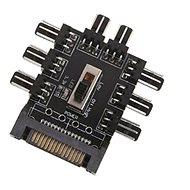 ANPIX Adapter zur Steuerung von bis zu 8 Lüftern - Adapter