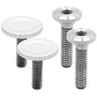 Peak Design Schraubensatz Silber (x2) - Zubehör