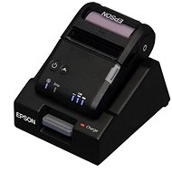 Epson TM-P20 WiFi Schwarz - Kassendrucker