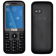Pelitt Mate1 schwarz - Handy