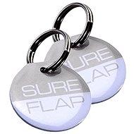 2 Stück RFID-Halsband-Marken für die SureFlap-Tür - Zubehör